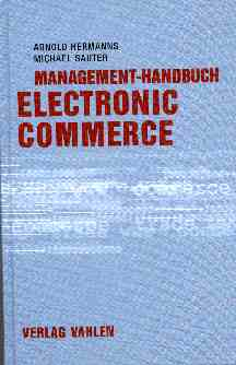 Buch Electronic Commerce